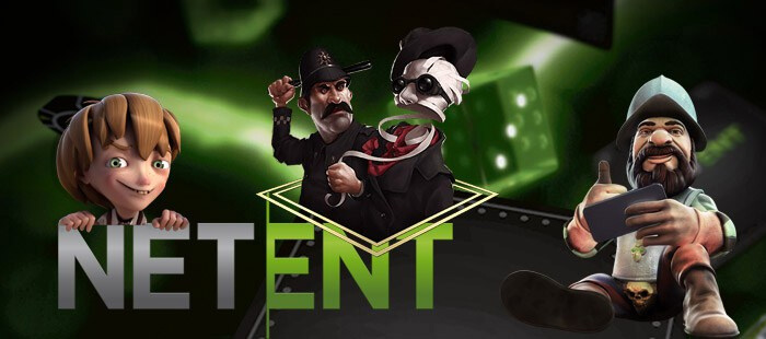 Net Entertainment spellen